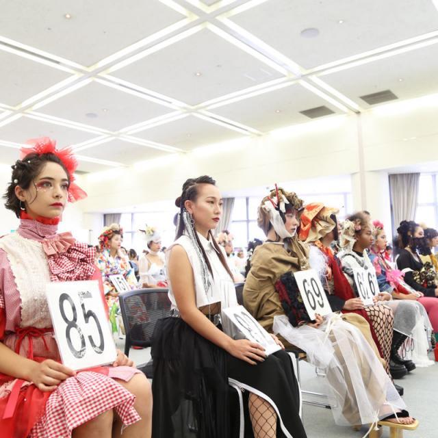名古屋美容専門学校 HAIR FESTA′193