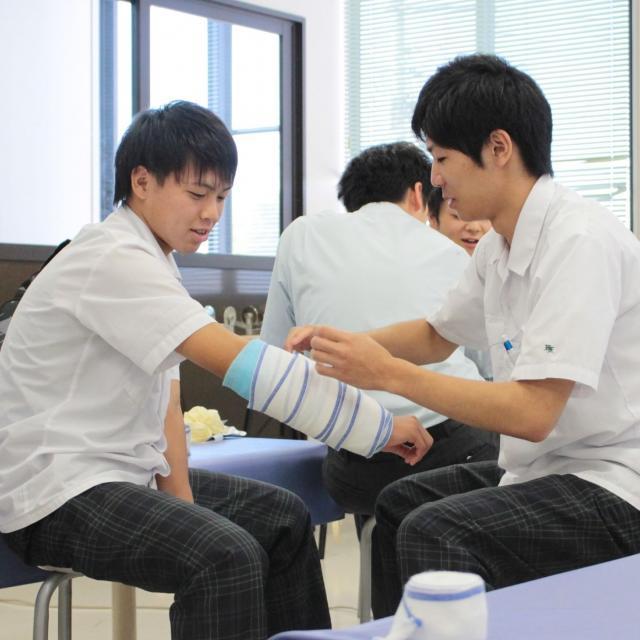 福島医療専門学校 【柔道整復師、鍼灸師を目指している方必見】オープンキャンパス2