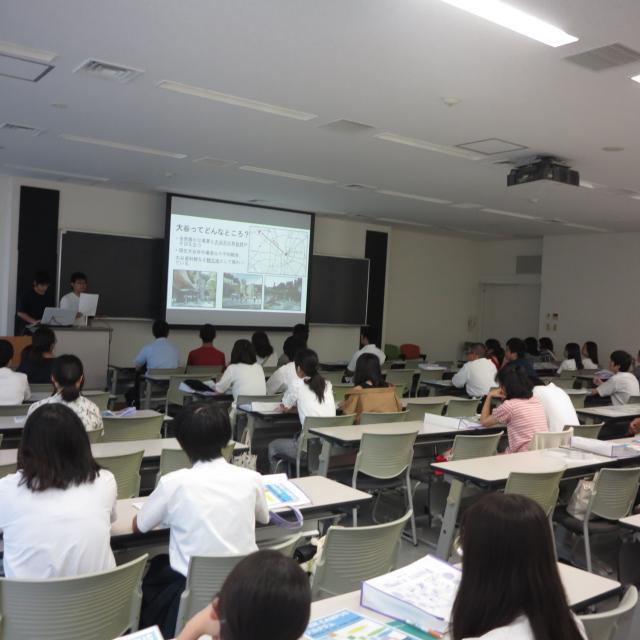 宇都宮共和大学 シティライフ学部オープンキャンパス20193