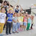 大阪健康ほいく専門学校 こども達の先生体験