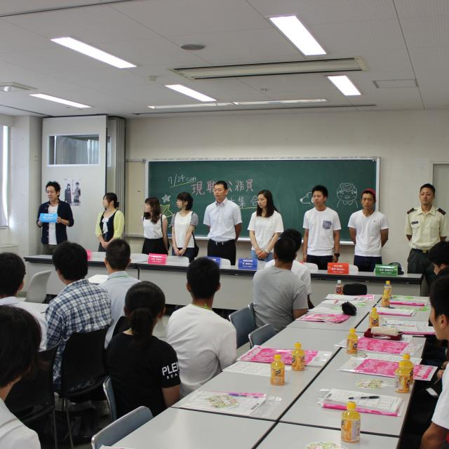 大原簿記公務員専門学校 愛媛校 オープンキャンパス4