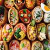 名古屋辻学園調理専門学校 『だし巻き卵&カラフルいなり寿司』