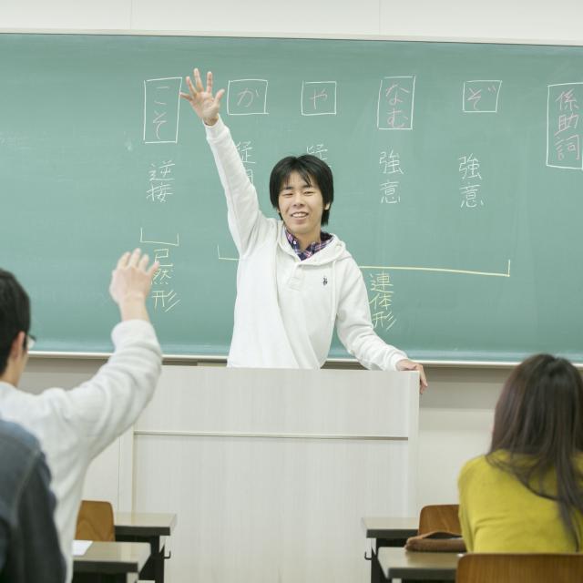 愛知文教大学 キャンパス見学会3