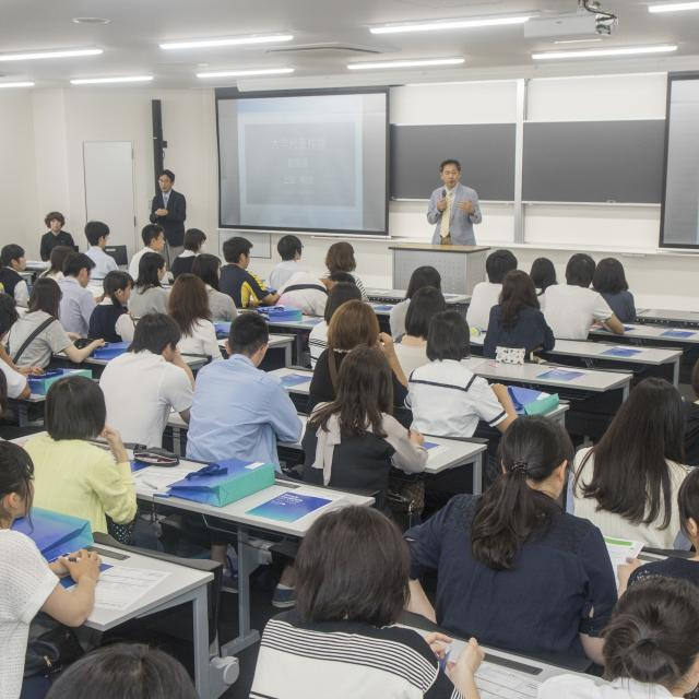日本福祉大学 6月オープンキャンパス[東海キャンパス]3