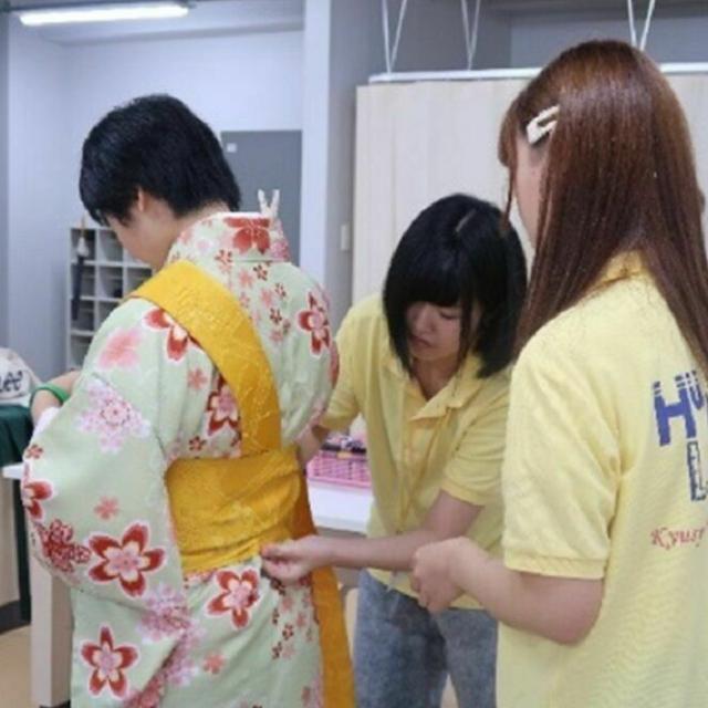 九州女子大学 2020 OPEN CAMPUS1