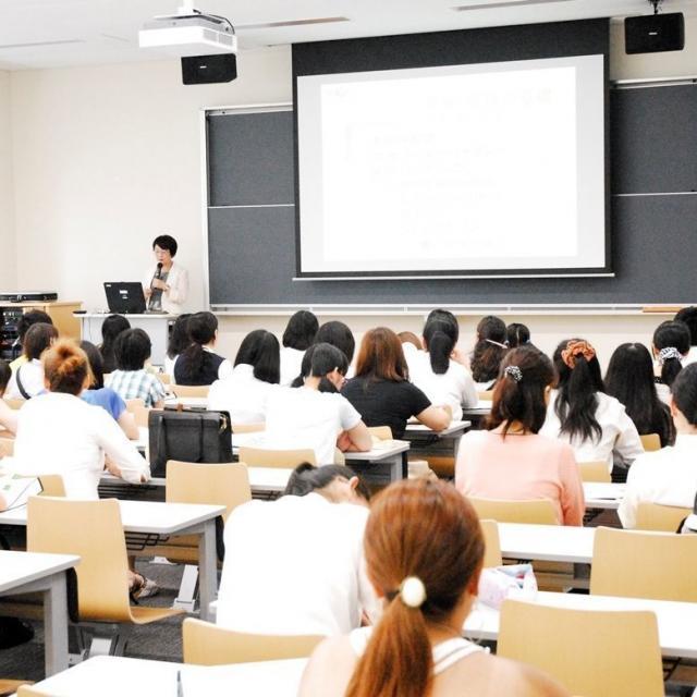 関東学院大学 夏のオープンキャンパス2