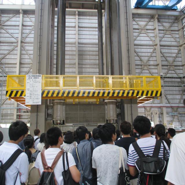 日本大学 ●理工学部●オープンキャンパスー船橋キャンパスウォッチングー4