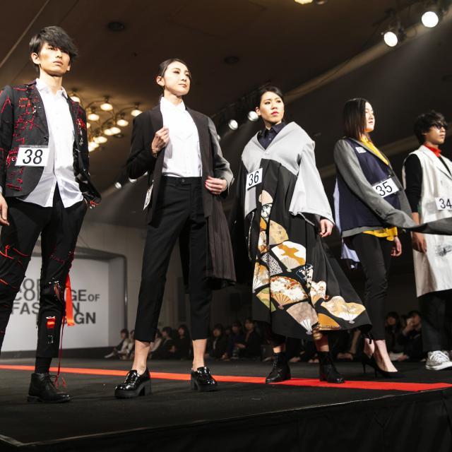 香蘭ファッションデザイン専門学校 【全学科】「KORAN COLLECTION」&学校説明会3