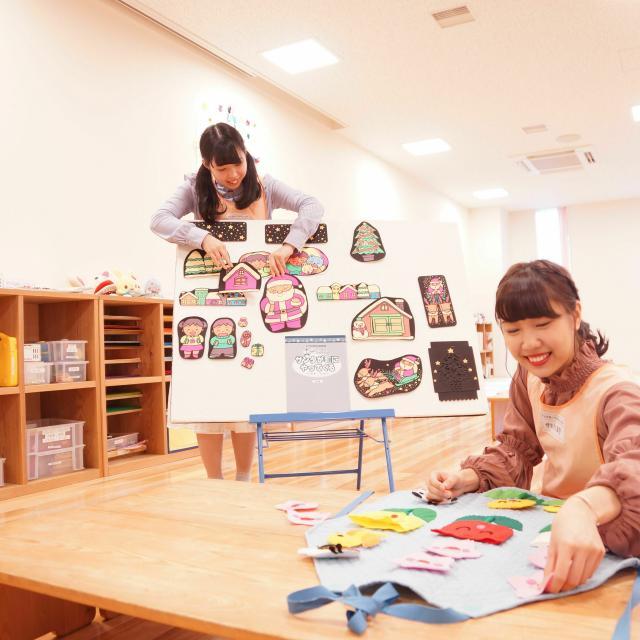 新潟青陵大学短期大学部 新潟青陵大学短期大学部オープンキャンパス4