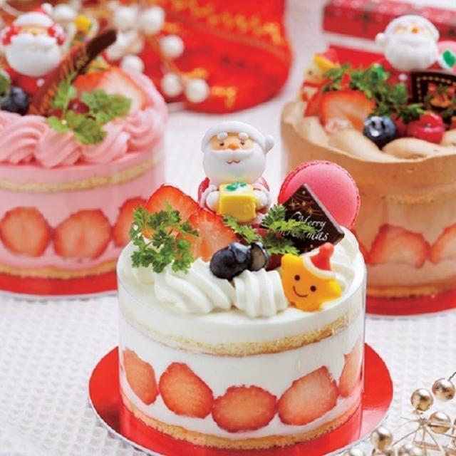 辻製菓専門学校 ☆ 一人で1台 クリスマスケーキをつくってみよう ☆1