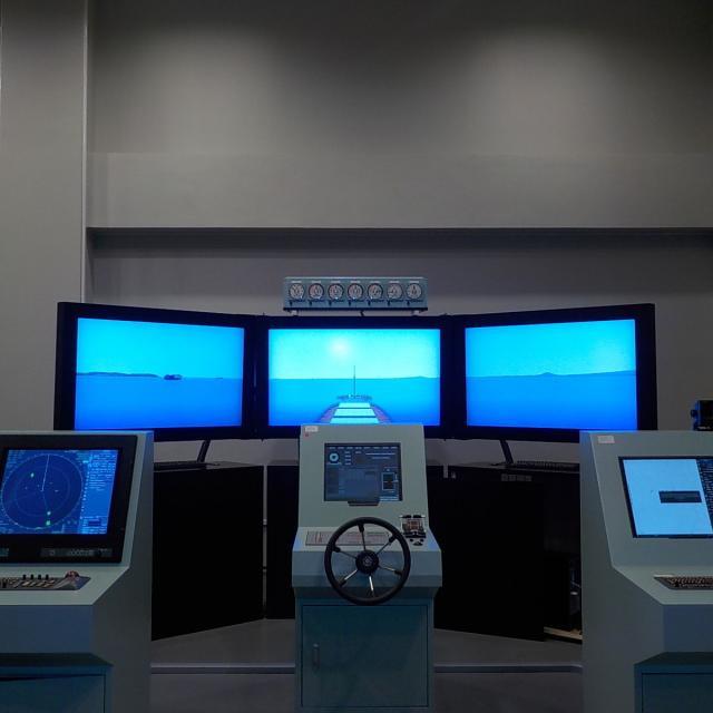 国立清水海上技術短期大学校 見学型オープンキャンパス4