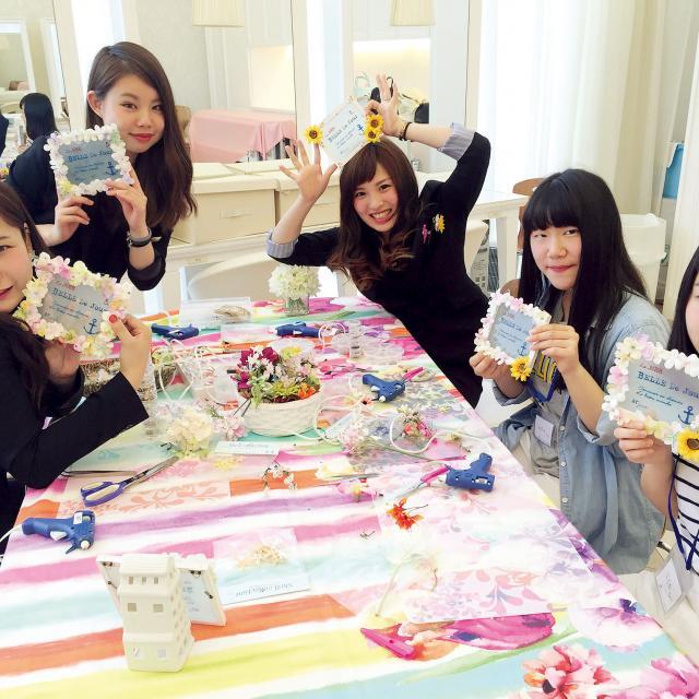 大阪ウェディング&ブライダル専門学校 【高校1・2年生】幸せいっぱい!ウェディングを仕事にしよう!1