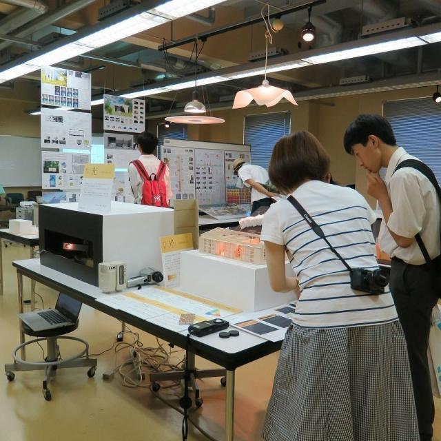 滋賀県立大学 オープンキャンパス3