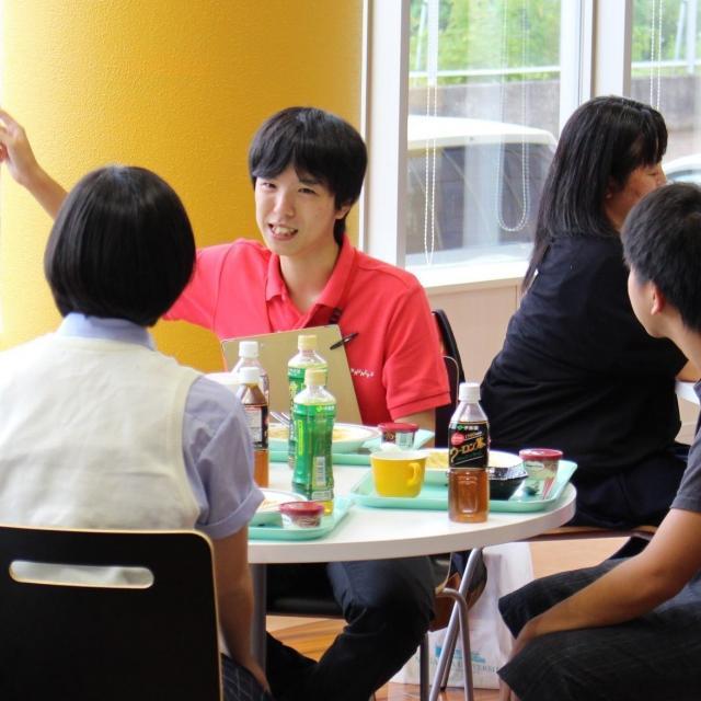 長岡大学 春のミニオープンキャンパス1