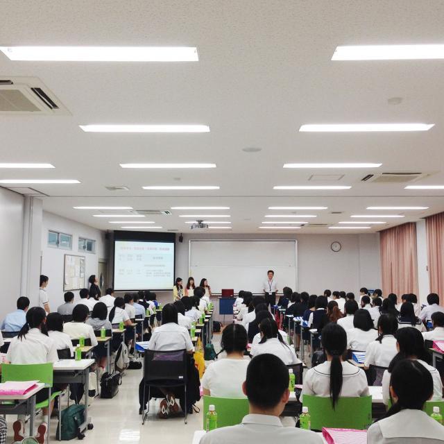 専門学校 北九州看護大学校 入試対策講座(面接編)1