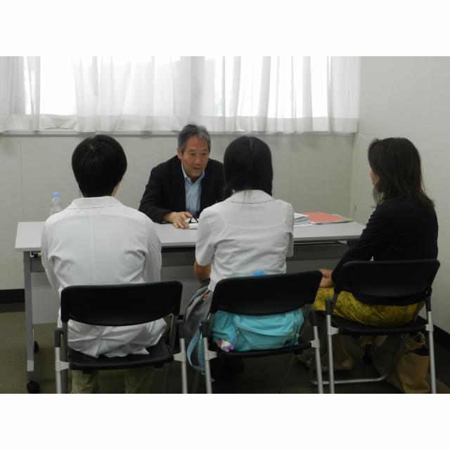 日本大学 ●松戸歯学部●オープンキャンパス1