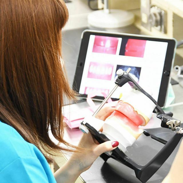 東邦歯科医療専門学校 オンライン入試説明・オンライン個別相談は随時行ってます2