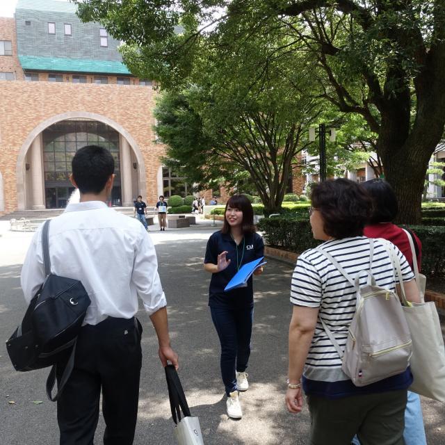 千葉商科大学 オープンキャンパス20181