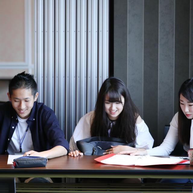 ホスピタリティ ツーリズム専門学校 ★AO選抜生セミナー&AO面接対策講座2
