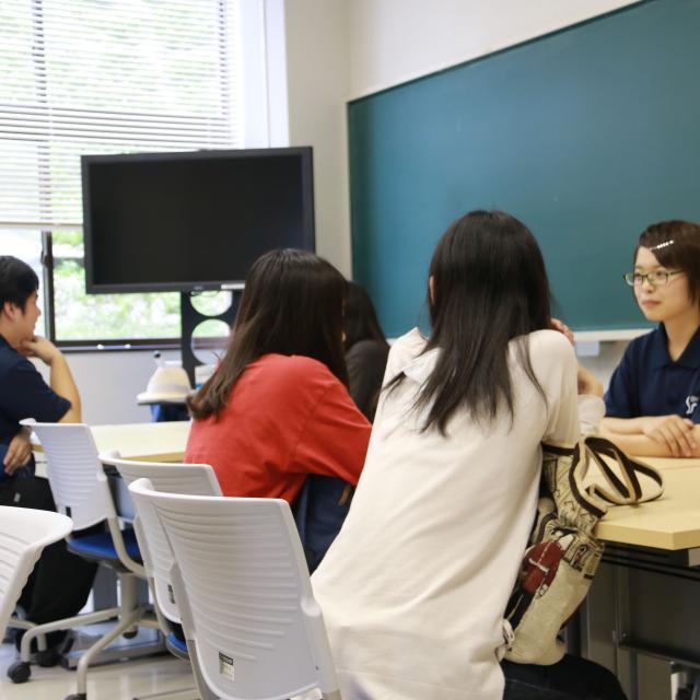 下関市立大学 9月オープンキャンパス3