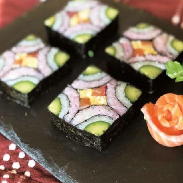 山手調理製菓専門学校 【日本料理】四海巻1