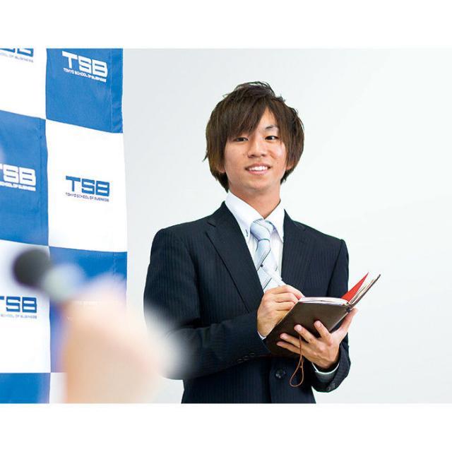 東京スクール・オブ・ビジネス マスコミ出版・芸能学科☆体験入学☆1