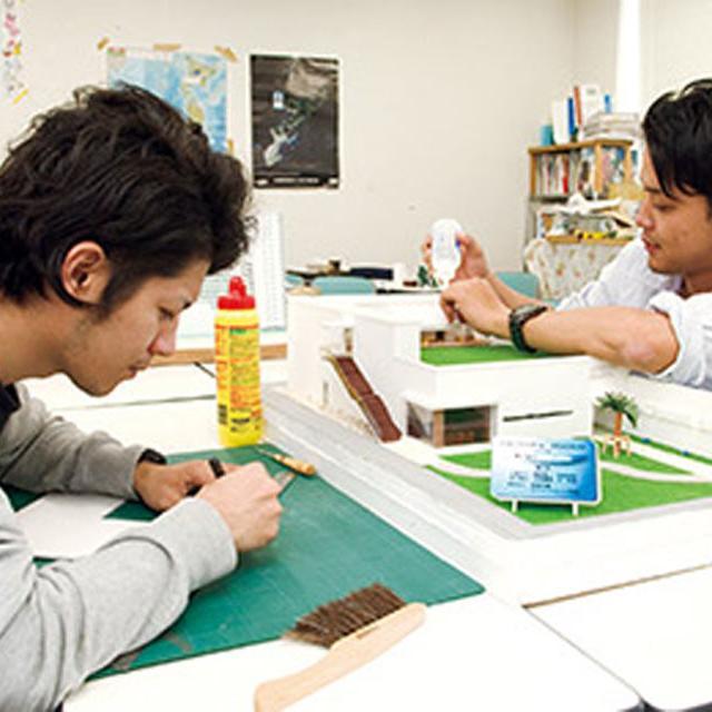 サイ・テク・カレッジ那覇 建築士のシゴトを体験できるオープンスクール!1