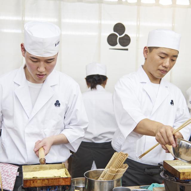 東京すし和食調理専門学校 AO入学説明会&保護者説明会3