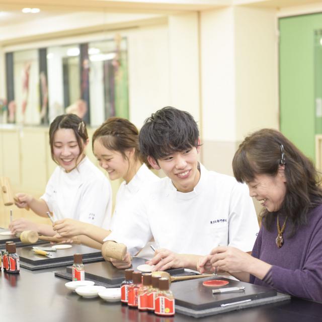 東京福祉専門学校 作業療法士科・作業療法士科夜間部 オープンキャンパス3