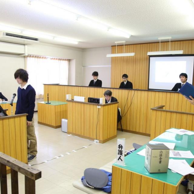 高岡法科大学 大学祭と同時開催!「進学相談会」3