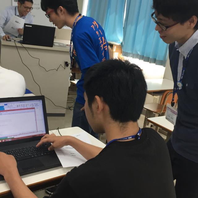 国際電子ビジネス専門学校 進路を決めるポイント!オープンキャンパス3