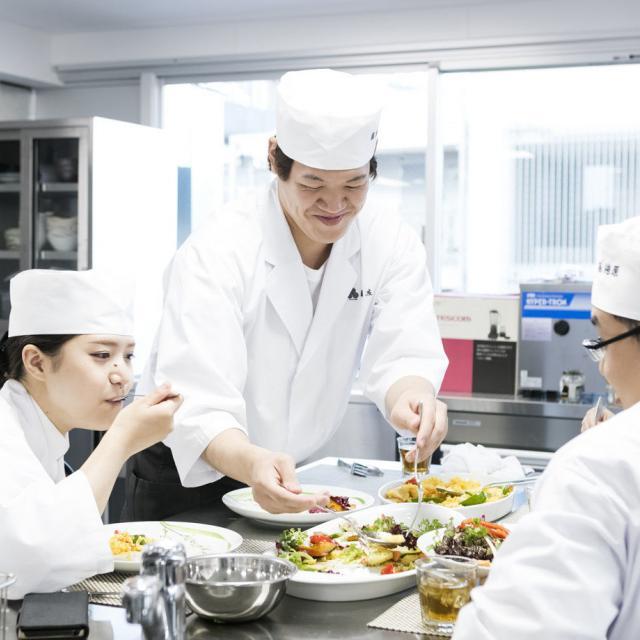 東京すし和食調理専門学校 すし・和食の魅力を体感!授業見学会3