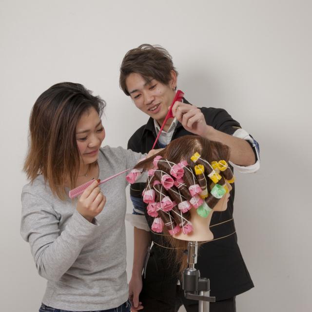 福岡理容美容専門学校 ☆ 3/24 オープンキャンパス ☆1