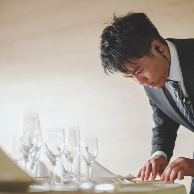 中村国際ホテル専門学校 ホテル・ブライダルがよく分かる!オープンキャンパス2
