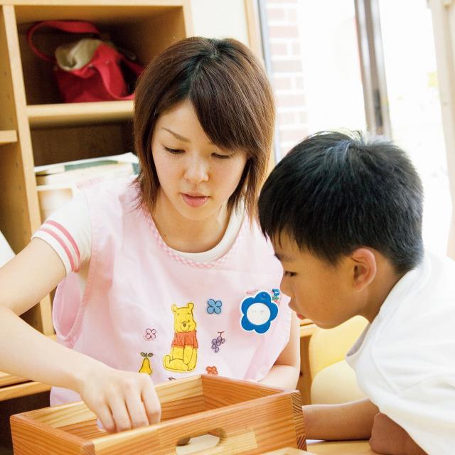 札幌医療秘書福祉専門学校 医療保育科のオープンキャンパス3
