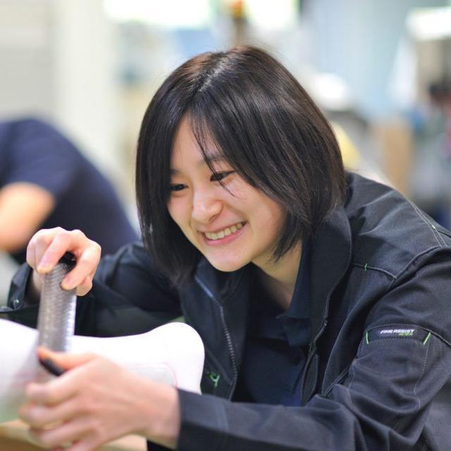 西武学園医学技術専門学校 東京新宿校 オープンキャンパス(義肢装具学科)体験用義肢3