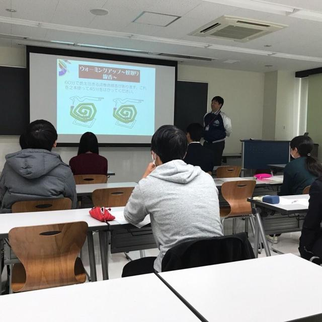 大原簿記公務員専門学校大分校 体験授業&学校見学会3