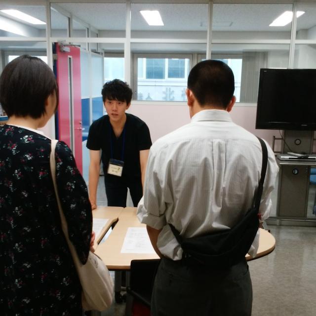 仙台大原簿記情報公務員専門学校 オープンキャンパス2