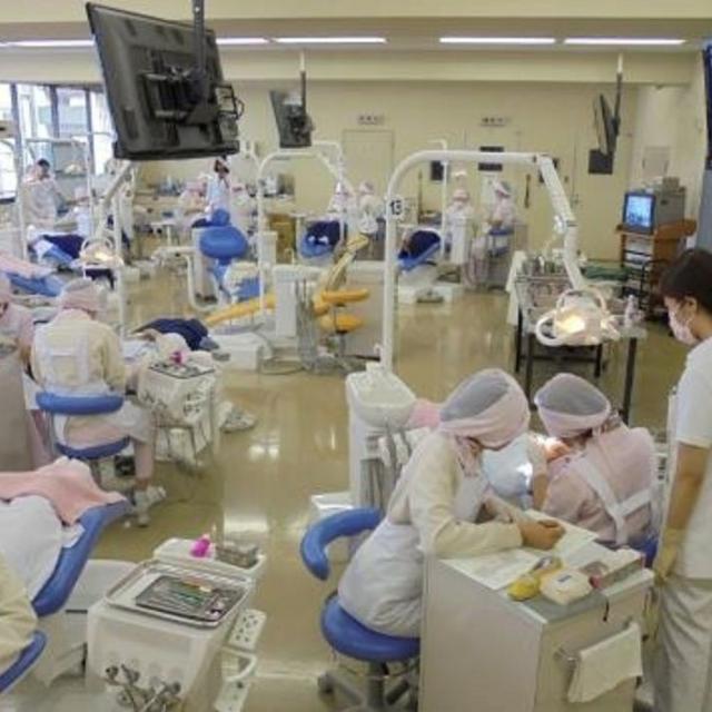福岡歯科衛生専門学校 ☆歯科衛生士を目指すあなたに☆オープンキャンパス・学校見学1