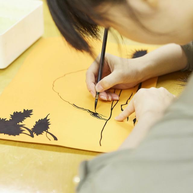 大阪アニメーションカレッジ専門学校 夏休みは体験授業へ♪保護者と参加もOK!プロの先生の体験授業3