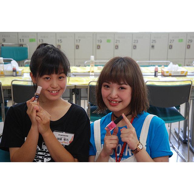 窪田理容美容専門学校 7月21日(土)『KUBORiBiの先輩実習』2