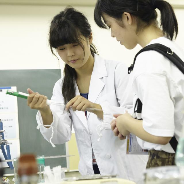 大阪夕陽丘学園短期大学 大阪夕陽丘学園短期大学「春のオープンキャンパス」を開催!4