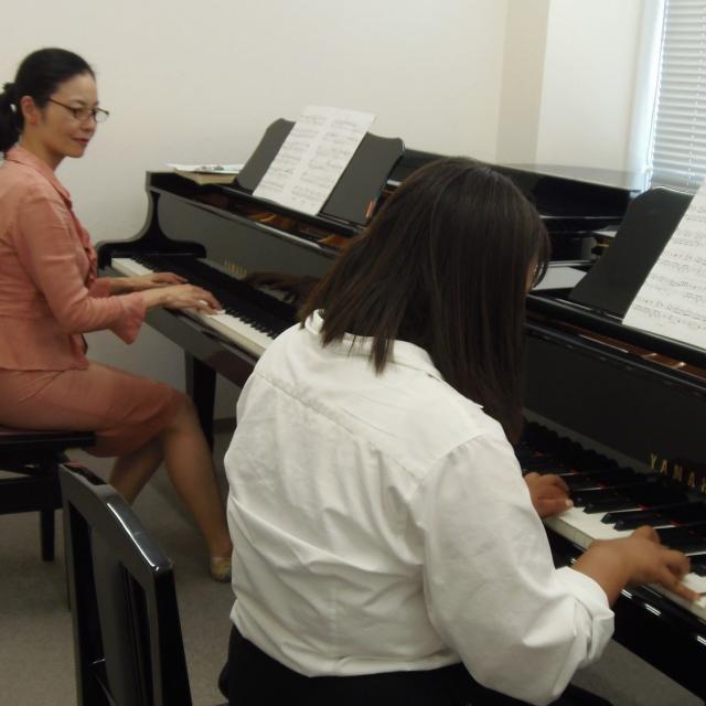 広島文化学園大学 音楽学科★オープンキャンパス 体験レッスン1