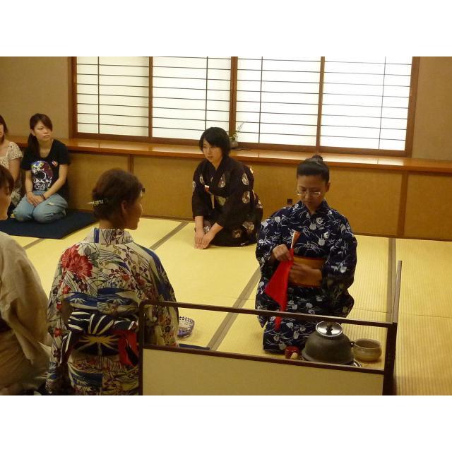 辻村和服専門学校 「和のココロ」を感じるスペシャルDAY♪2
