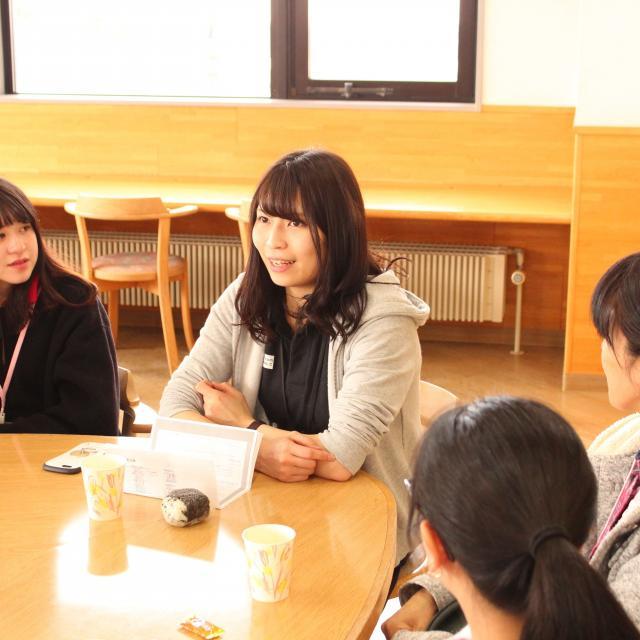 北翔大学 オープンキャンパス3
