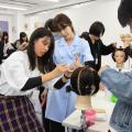 日本美容専門学校 通信科オリエンテーション