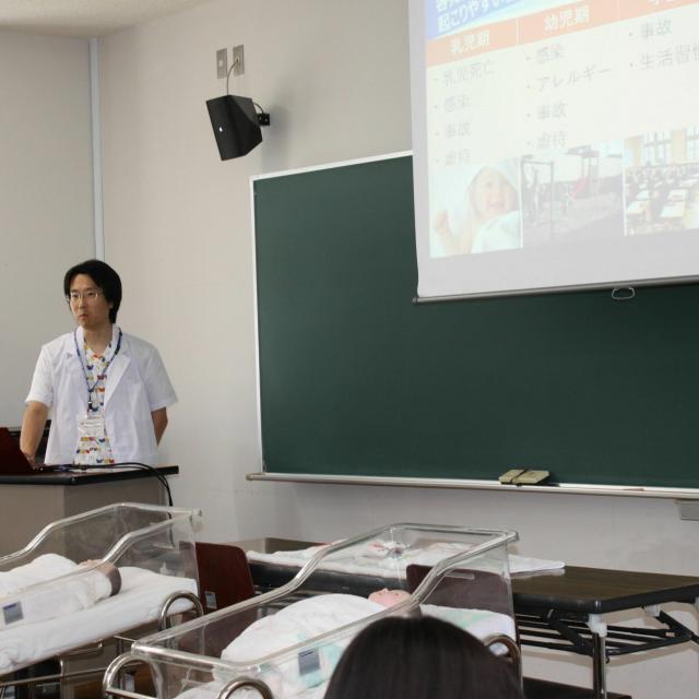 鹿児島純心女子大学 【看護】第3回オープンキャンパス2