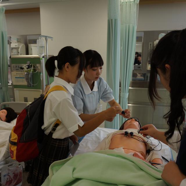 青葉看護~学校説明会・オープンキャンパス~