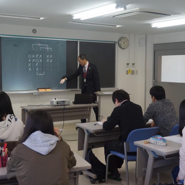 吉田学園情報ビジネス専門学校 【公務員学科】オープンキャンパス(宿泊便)4