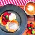 名古屋スイーツ&カフェ専門学校 【オープンキャンパス】パンケーキ
